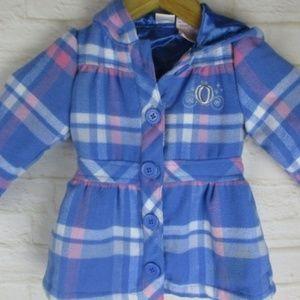 Disney Cinderella Pea Coat
